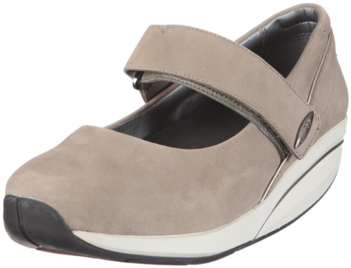 MBT Kesho MJ w 400282 Damen Ballerinas Braun/Military