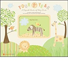 Your 1st Year Undated Wall Calendar A Keepsake Calendar for Baby's Firsts