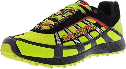 T2 Fluor Jaune noir 2016 Trail Salming Chaussures 0x1wawR