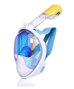 prix d'usine mieux Réduction HENGBIRD pliable Full Face Snorke Masque Easybreath Masque ...