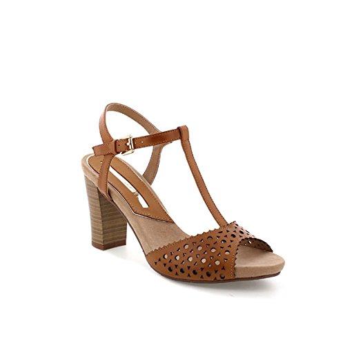 MM 66174 - Zapatos de vestir para mujer Brush cuero
