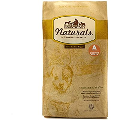 Country Vet Naturals Probiotic Dry Dog Food For Growing Puppies