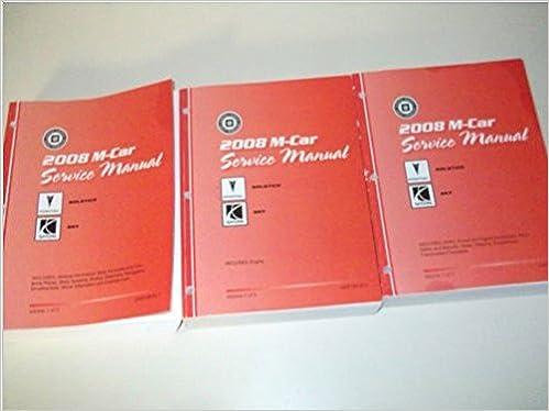 2008 saturn sky manual