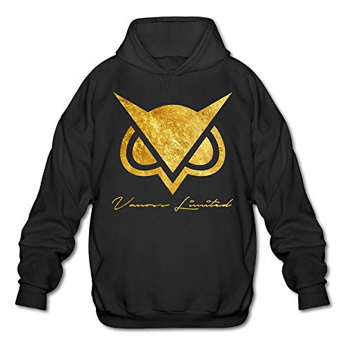 WOJOUFORHT Men's VanossGaming Owl Youtube Fashion Custom Men's - Youtube Yellow Man