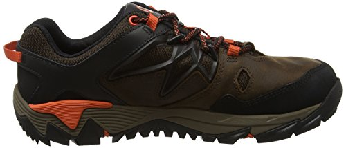Merrell Men's All Out Blaze 2 Low Rise Hiking Boots Brown (Clay Clay) YeWKdoMDt