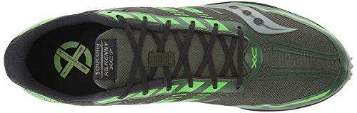 Green Men's Saucony 7 Running Slime Shoe Cross Kilkenny Xc Country Zdqrgq8W
