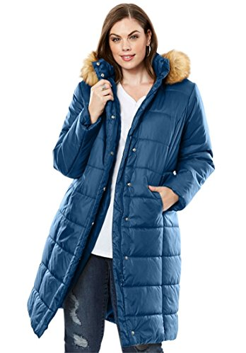 Quilted Parka - 7