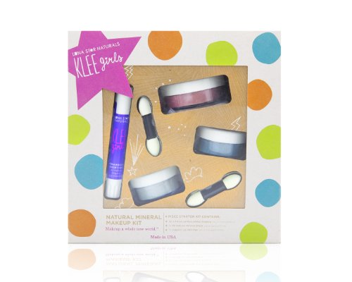 Luna Star Naturals Klee Girls 4 Piece Shining Through Gift Set