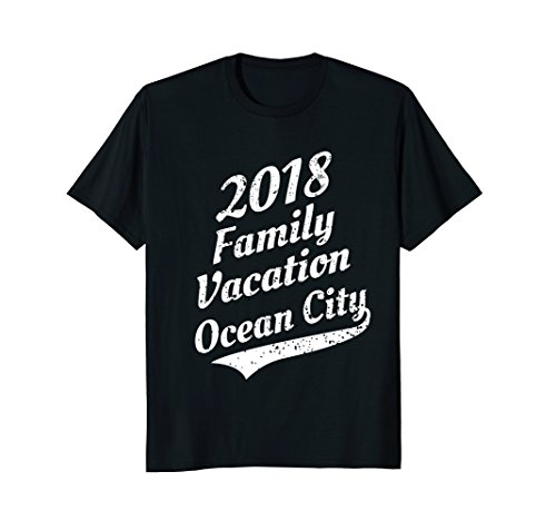 2018 Vacation Shirts, Ocean City Family Vacation - Ocean Outlets City