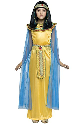 Golden Cleo Child Costume - Large -