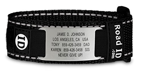 Road ID Bracelet Identification Wristband product image