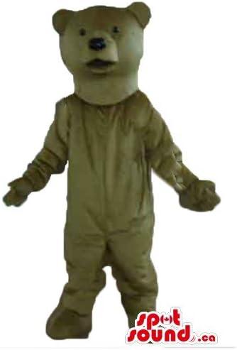 ジャイアントカーキグリズリーテディベアSpotSoundマスコットカナダの衣装仮装
