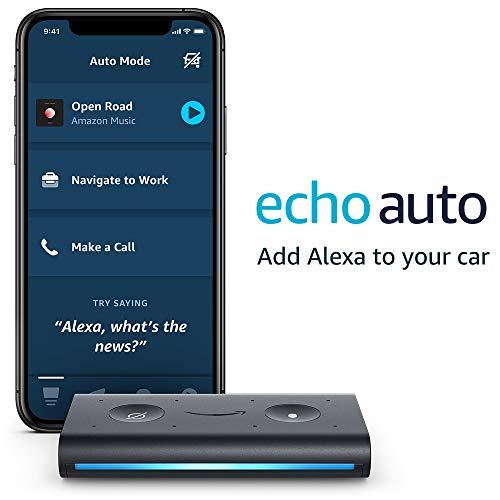 Echo Auto- Hands-free Alexa in...