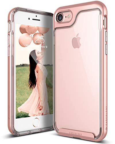 Caseology Skyfall Series iPhone 8/7 Cover Case with Clear Slim Protective for Apple iPhone 7 (2016)...