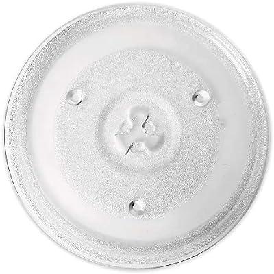 Saffire - Plato de cristal para microondas (27 cm, sustituye a P23 ...