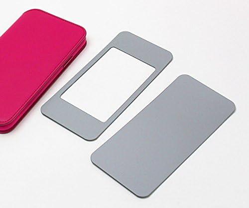 例の板 for iPhone 11 Pro/iPhone XS/iPhone X (2枚セット) iPhone XS/X レザーフォリオ は含まれません REINOITAIPHONEX/2