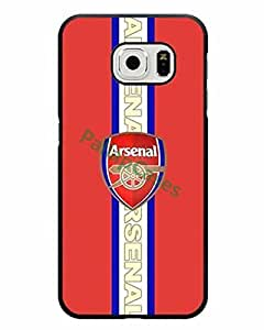 NADIA SOKY Beautiful Designed Cover Case For Samsung Galaxy S6 With Ai Arsenal Football England Soccer Sports Logo (2) Phone Case