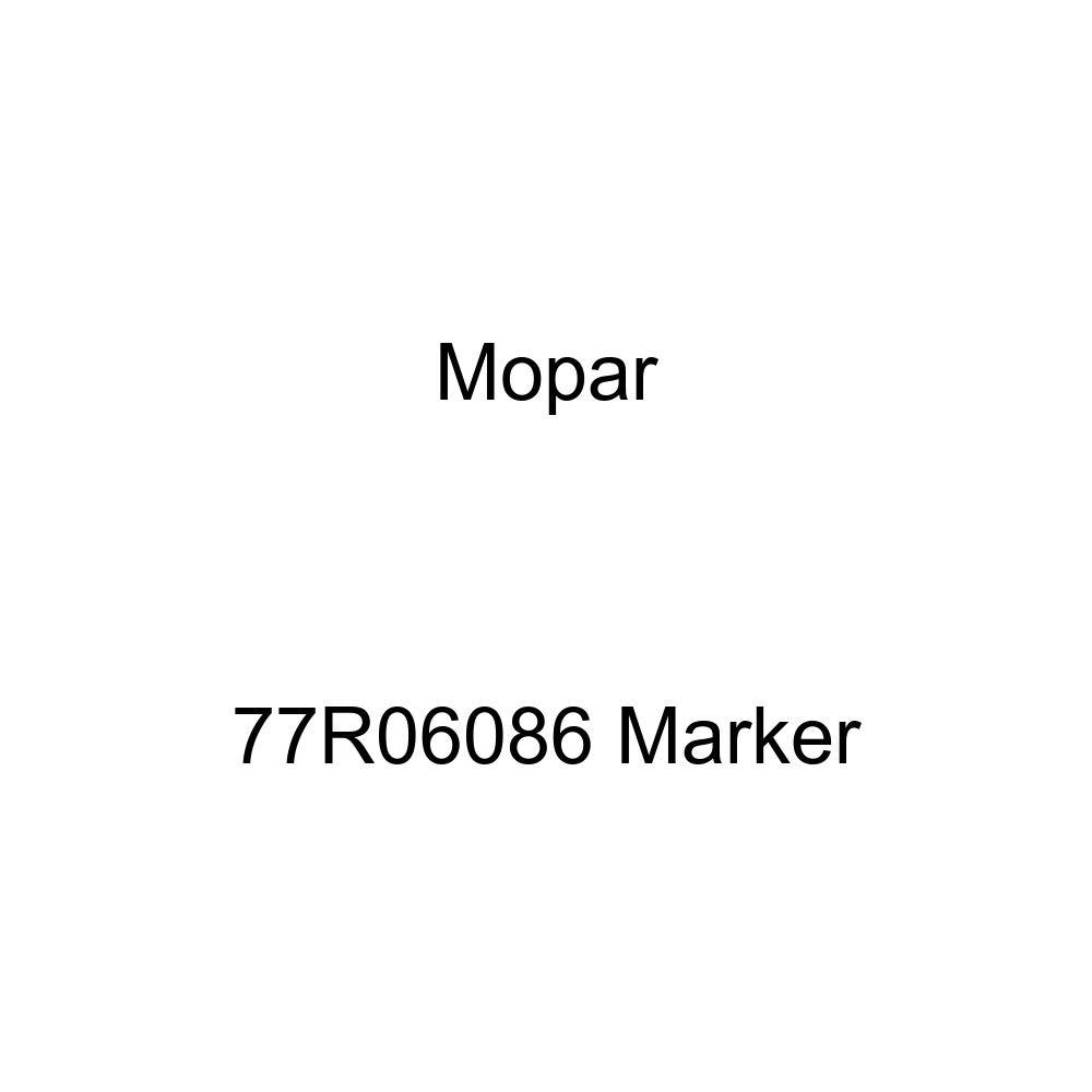 Mopar 77R06086 Marker
