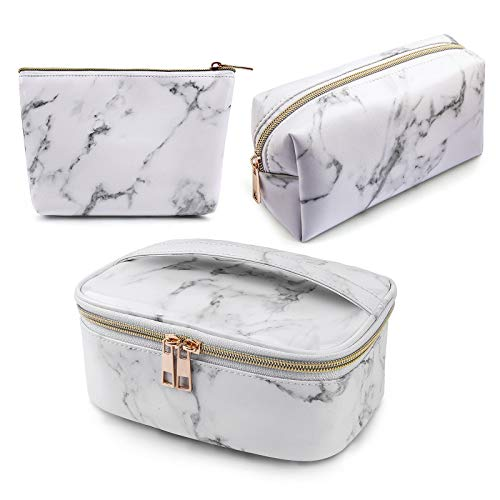 MAGEFY MAKEUP BAG SET OF 3