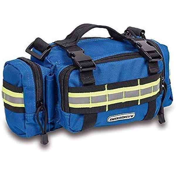 Elite Bags, EMS, Riñonera de rescate, Botiquín primeros auxilios, Azul Royal: Amazon.es: Salud y cuidado personal