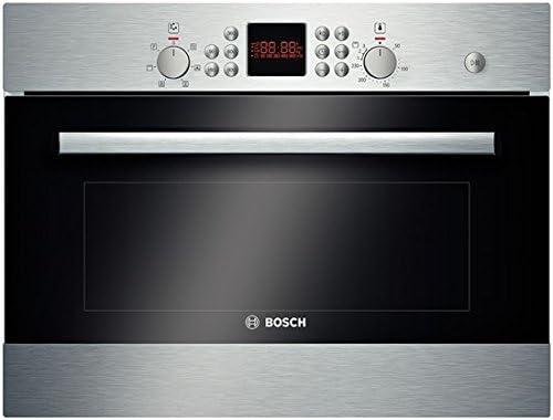 Bosch - Horno + Microondas Hbc84H500, 42L, Multifuncion, Inox ...