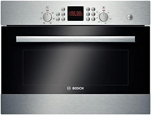 Bosch - Horno + Microondas Hbc84H500, 42L, Multifuncion ...