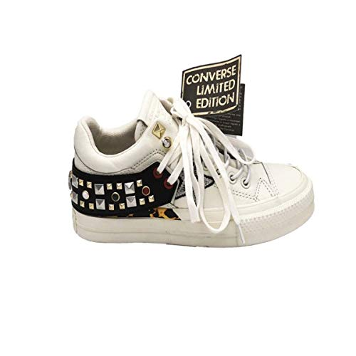 Bianco Ctas Ox Ltd 562920c Leather Tribeca Sneakers 38 Converse Bianco 4PUqOz11