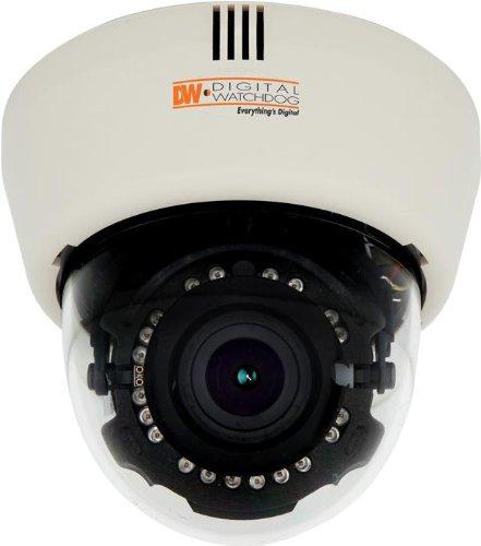 Digital Watchdog DWC-D4567WTIR 700TVL IR Dome Camera, 3.3-12mm (Watchdog Security Cameras)