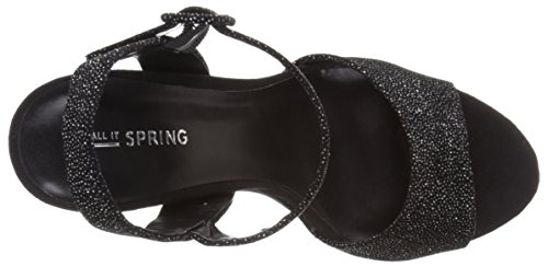 Call It Spring Womens Krengel Dress Sandal Black xbGKN4