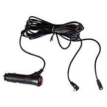 Car Ciggaratte lighter charger 12V for Dual Screen Digital Portable Dvd Player Car Adapter Power Supply