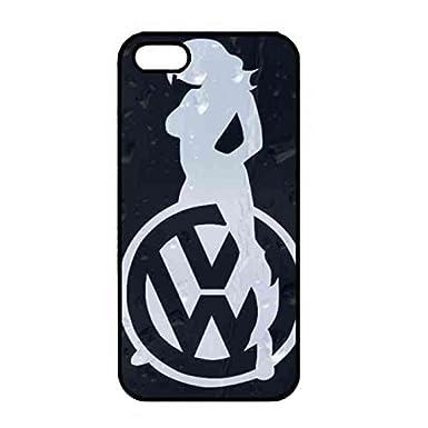 Volkswagen Logo Apple iPhone 5/5s Carcasa/Funda, Carcasa ...