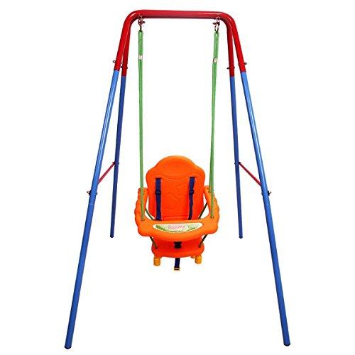 Costzon Toddler Swing Set