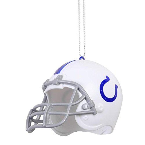 - NFL Football 2015 Team Logo Helmet Holiday Tree Ornament - Pick Team (Indianapolis Colts)