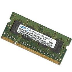 Samsung 1gb Ddr2 Ram Pc2-6400 200-pin Laptop Sodimm