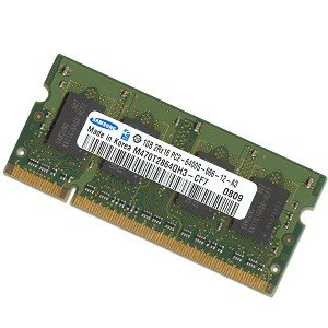 Samsung 1GB DDR2 RAM PC2-6400 200-pin Laptop SODIMM ()
