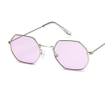 YSFU Gafas de sol Gafas De Sol para Mujer Marco Pequeño ...