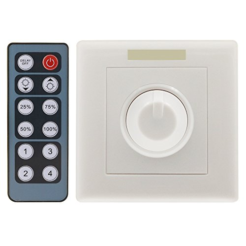 12 24V Dimmer Controller Wireless Cabinet