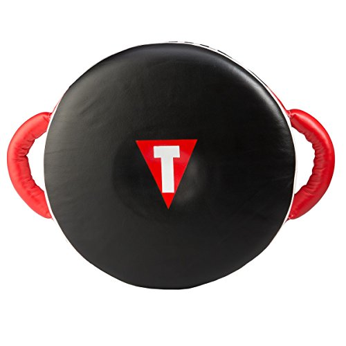 TITLE Zero Impact Wheel Shield Black/Red by Title Boxing