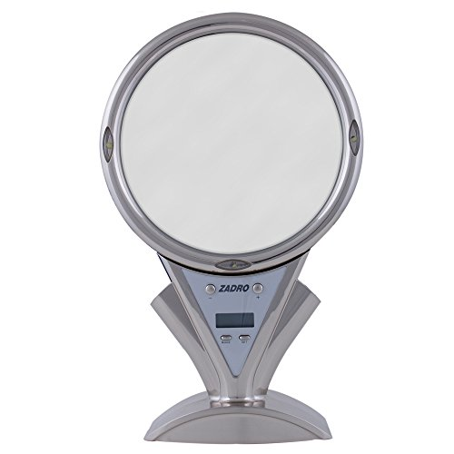 Zadro Led Lighted Shower Mirror - 8