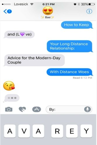 How to Keep (and Love) Your Long Distance Relationship: Advice for the Modern-Day Couple With Distance Woes