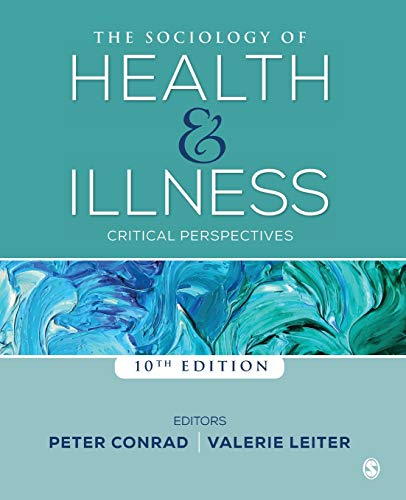 The Sociology of Health and Illness: Critical Perspectives (NULL) (Sociology Health Illness)