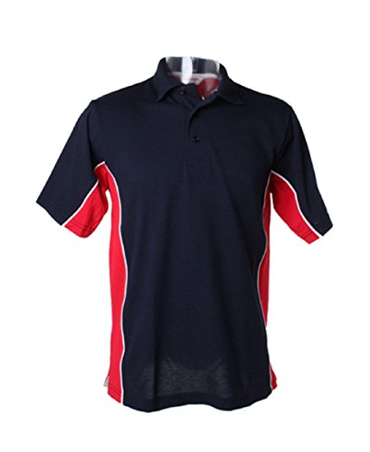 Gamegear - Polo - Manches courtes - Homme -  Multicolore - Large