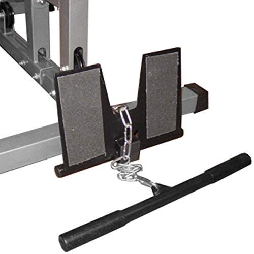 Valor Fitness CB-12 Plate Loading Lat Pull Down Machine with Lower T-Bar by Valor Fitness (Image #1)