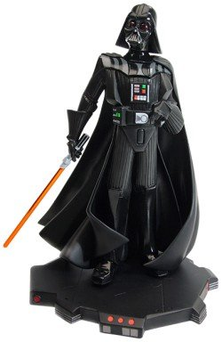 (Star Wars: Animated Darth Vader Maquette)