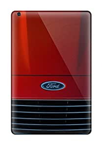 Hot Tpu Cover Case For Ipad/ Mini/mini 2 Case Cover Skin - Ford Fiesta Hood
