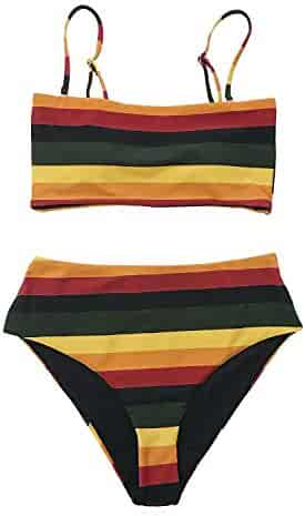 f454a100769 Shopping Multi or Oranges - Wopop or CUPSHE - Swimsuits & Cover Ups ...