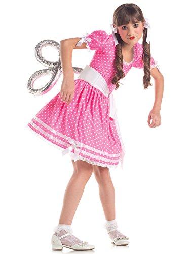 Wind Up Doll Kids Costume -