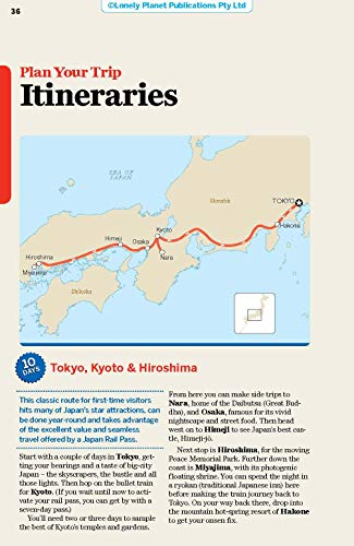 41bxtmgIbZL - Lonely Planet Japan (Travel Guide)