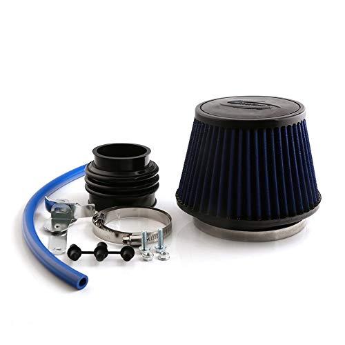 Car Air Intake Induction Filter Kit for Honda Civic 92-00 EK EG PQY-AIT11CF Black