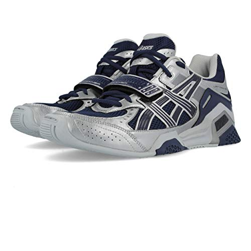 Lift Blanc Chaussures Trainer D'entrainement Asics blue dcq1TITx